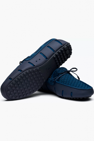 The Woven Driver NAVY
